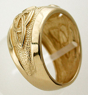 celtic cross ring taper