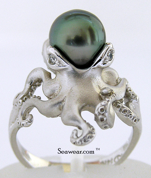 amazing octopus ring