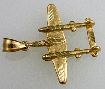 Airplane Aviation Jewelry