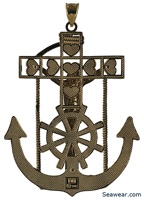 sailors crucifix