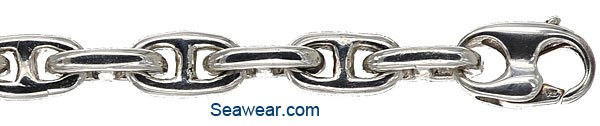 silver mariner anchor linik chain