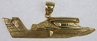 tunnel ram cat race boat charm