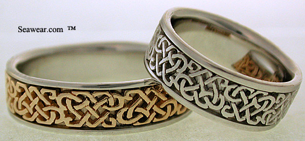 Completely new Celtic band rings SZ94