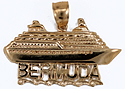 Bermuda cruise ship charm