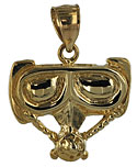 dive mask pendant