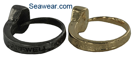 Capewell Horse Nail Co ring