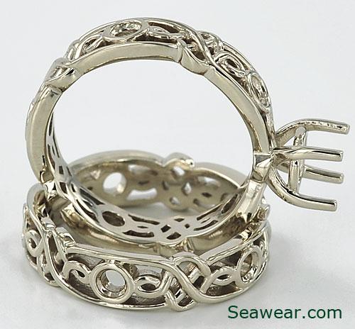 Viking Weding Rings 035 - Viking Weding Rings