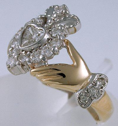 10 Carat Diamond Engagement Ring