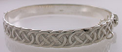 Celtic double love knot bracelet
