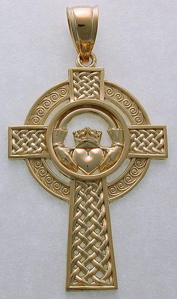 Claddagh Cross