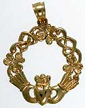 celtic arms cladagh hands jewelry