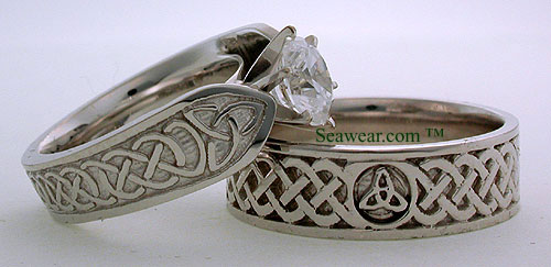 113 best images about norse wedding on pinterest horns pagan wedding and norse runes - Wiccan Wedding Rings