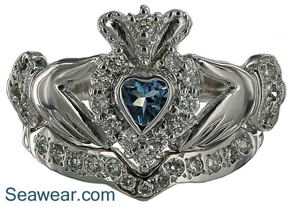 Irish And Celtic Wedding Ring Sets Grand U2013 Navokal.com