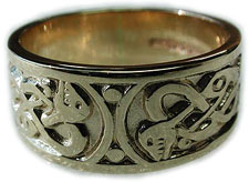 Celtic Shields ring