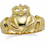 mens claddagh wedding ring - Mens Claddagh Wedding Ring