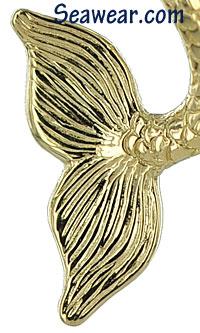 Mermaid Necklace Jewelry