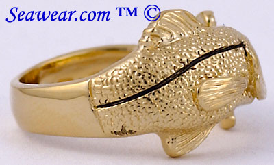 fishing rings bands