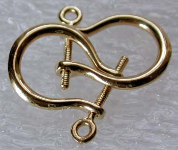 shackle earrings shackle jewelry 4498