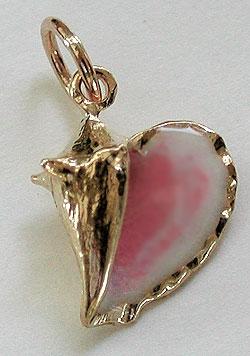 Enamel conch jewelry for Baby jewelry near me