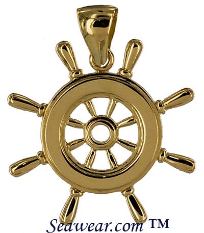 ships wheel jewelry