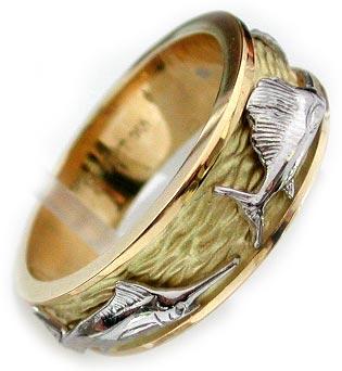 Grand Slam Band Ring