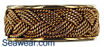 four strant turks head band