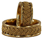 8mm turks head ring